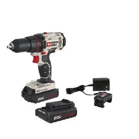 PORTER-CABLE 20-Volt Max 1/2-in Cordless Drill (2-Batteries Included)