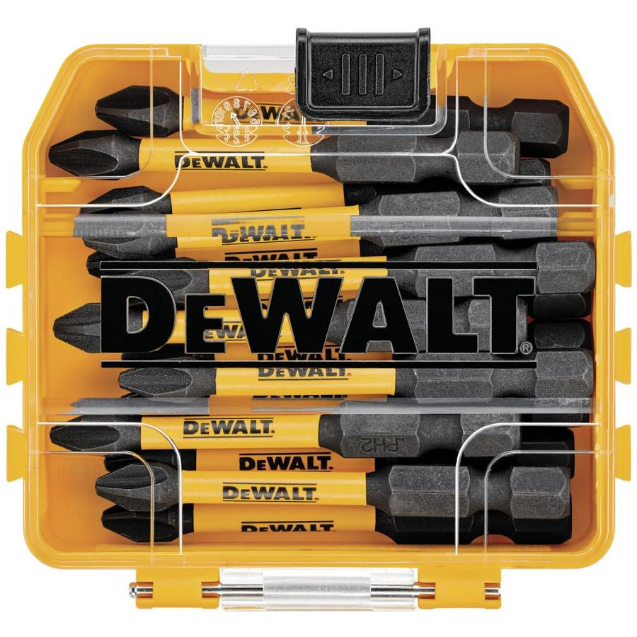 DEWALT 1/4-in x 2-in Phillips Impact Driver Bit