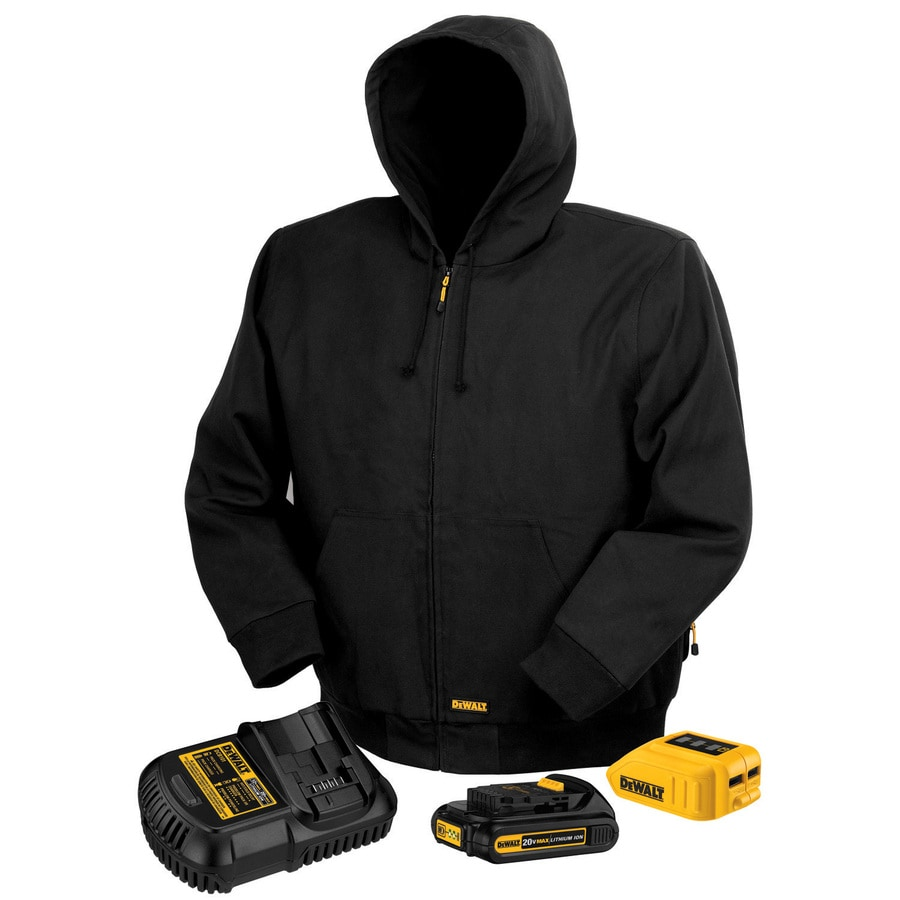 095e359b75 DEWALT Heated Jacket (X-large) at Lowes.com