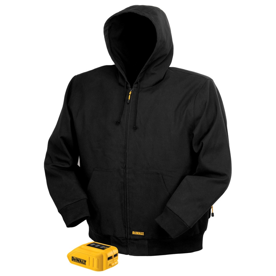 DEWALT Medium Black Lithium Ion Heated Jacket