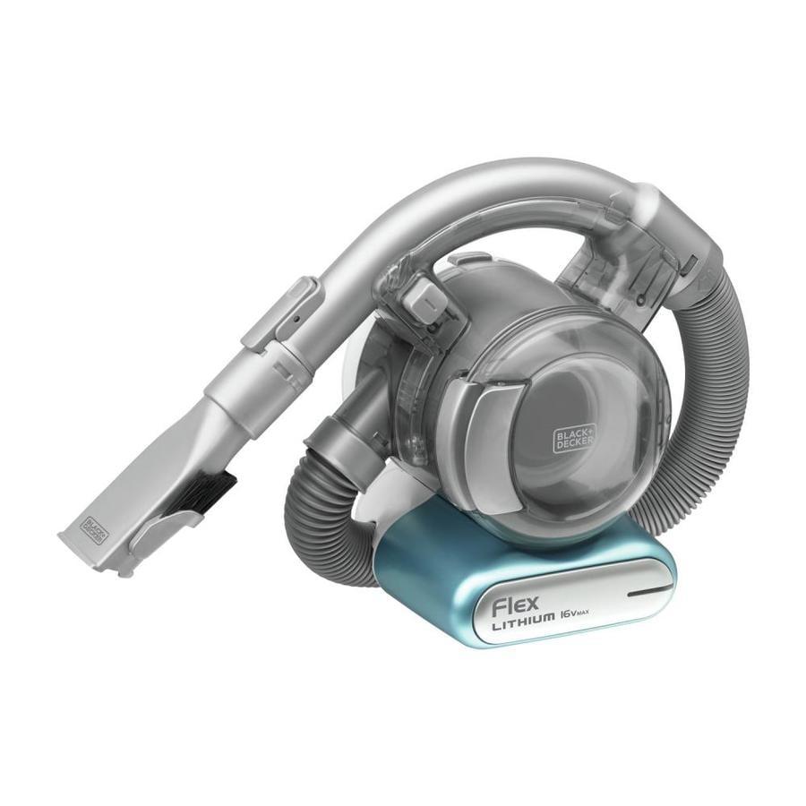 BLACK & DECKER Flex 16-Volt Cordless Handheld Vacuum