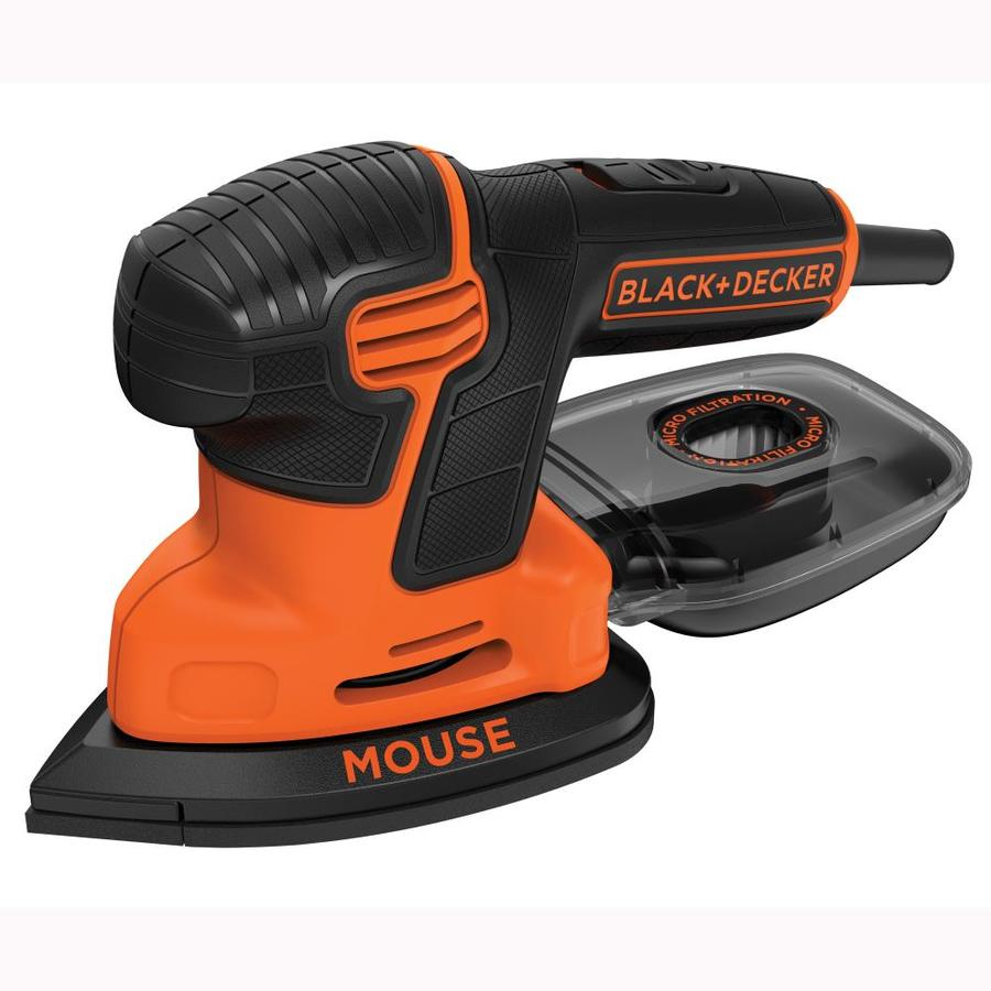 BLACK & DECKER 1.2-Amp Detail Sander