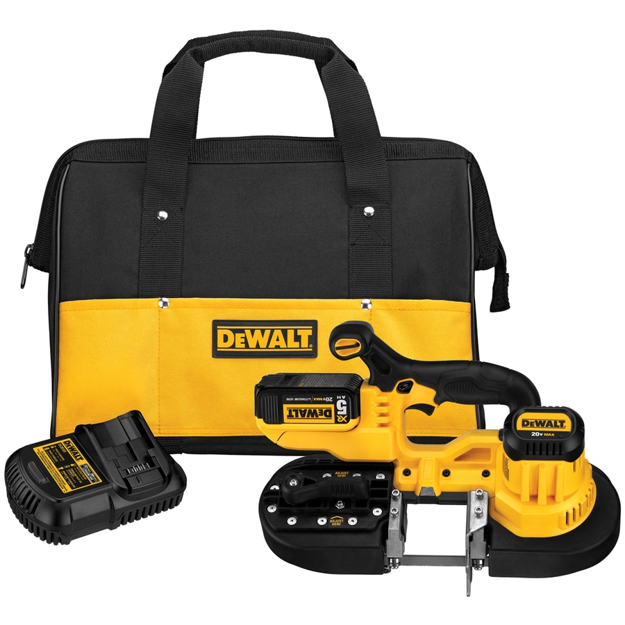 DEWALT 5-Amp Portable Band Saw