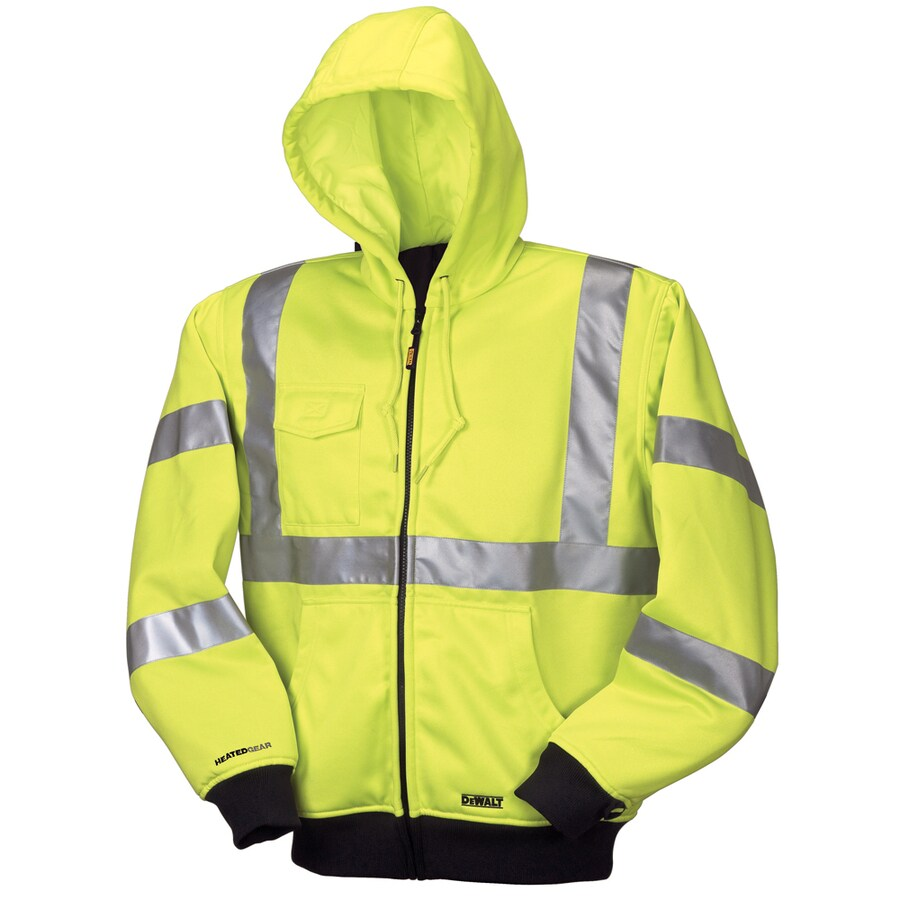 DEWALT Medium High-Vis Lithium Ion (Li-Ion) Heated Jacket