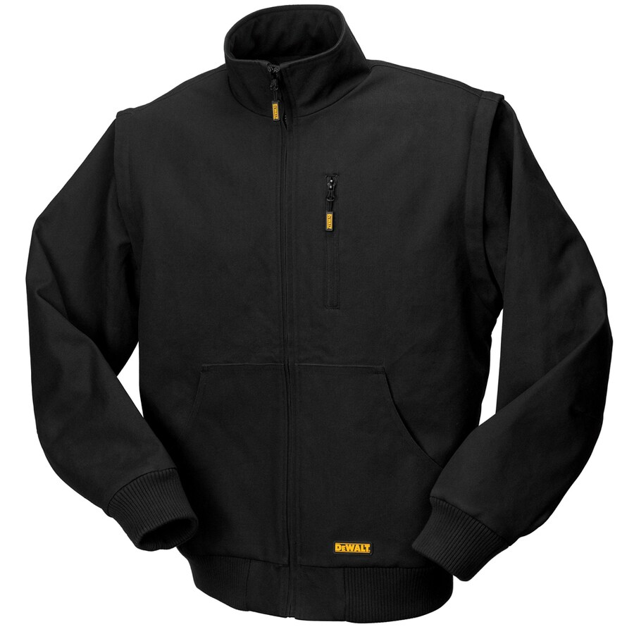 DEWALT Medium Black Lithium Ion (Li-Ion) Heated Jacket