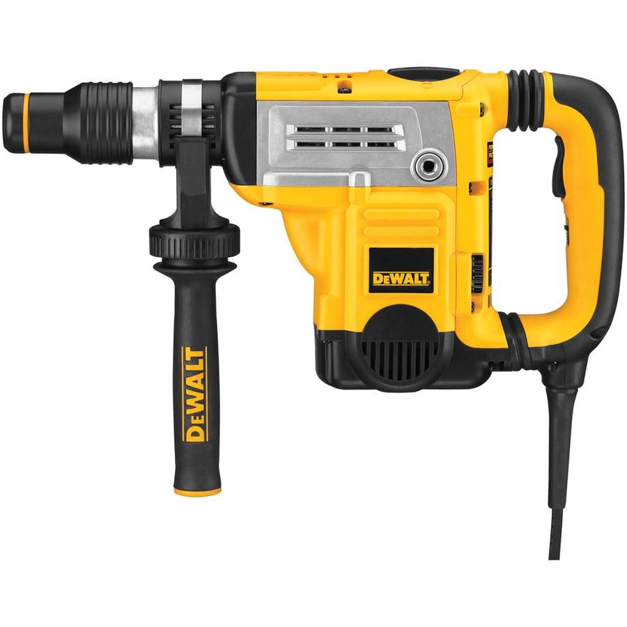 DEWALT 1-3/4-in SDS Max 13.5-Amp Keyless Rotary Hammer