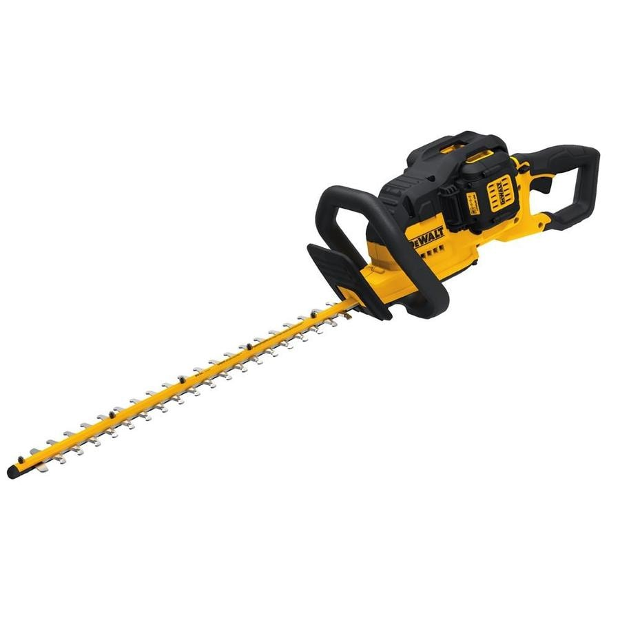 DEWALT 40-Volt Max 22-in Dual Cordless Hedge Trimmer (Battery Included)