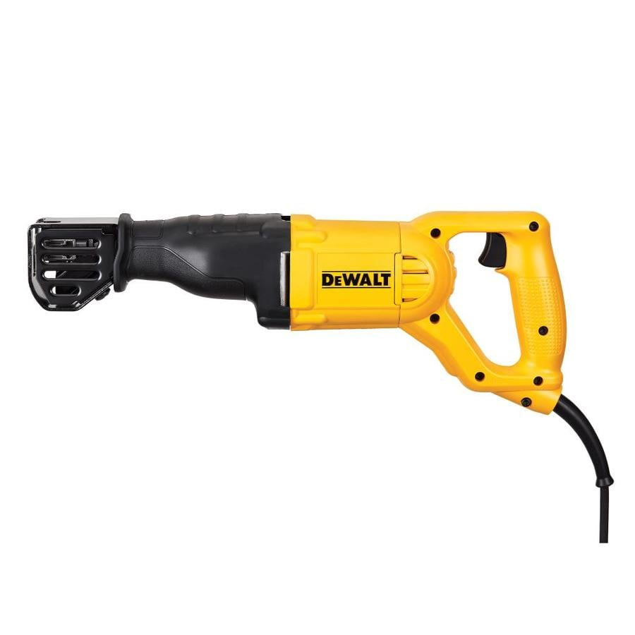 Shop dewalt 10 amp keyless variable speed corded reciprocating saw dewalt 10 amp keyless variable speed corded reciprocating saw greentooth Image collections