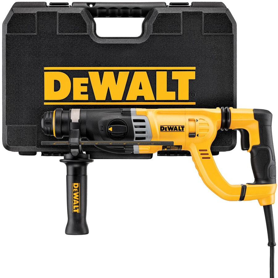 dewalt sds plus 8 5 amp keyless rotary hammer at. Black Bedroom Furniture Sets. Home Design Ideas