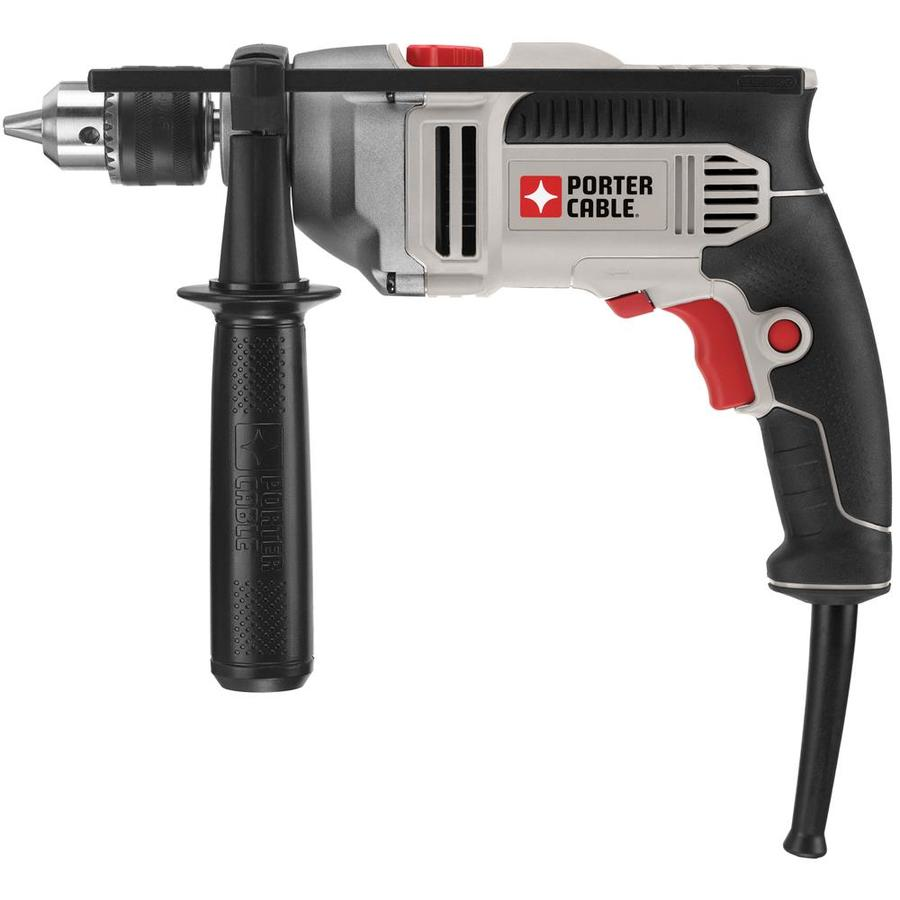 PORTER-CABLE 1/2-In Corded Hammer Drill