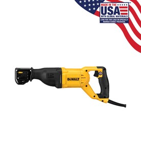 Dewalt 12.0 Amp Reciprocating Saw, Corded