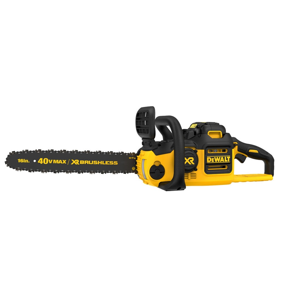 Dewalt 40 Volt Max Lithium Ion 16 In Brushless Cordless