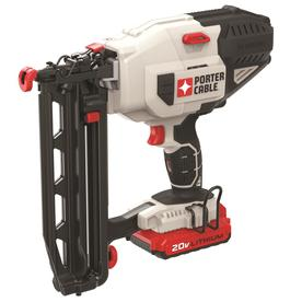 PORTER-CABLE 2.5-in 16-Gauge Finish Nailer