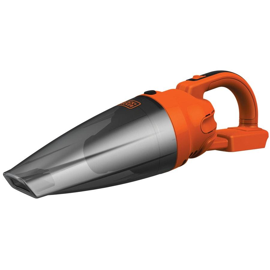black decker 20 volt cordless handheld vacuum at. Black Bedroom Furniture Sets. Home Design Ideas