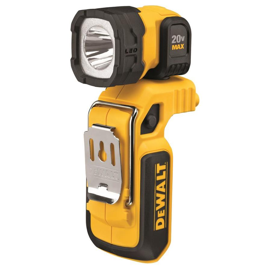 Dewalt 20 Volt Max 160 Lumen Led Rechargeable Power Tool