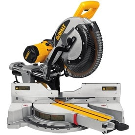 DEWALT 15-Amp Corded 12 in. Double-Bevel Sliding Compound Miter Saw