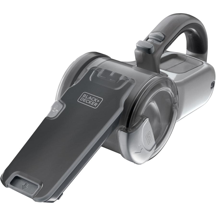 BLACK DECKER Pivot Vac 18 Volt Cordless Handheld Vacuum