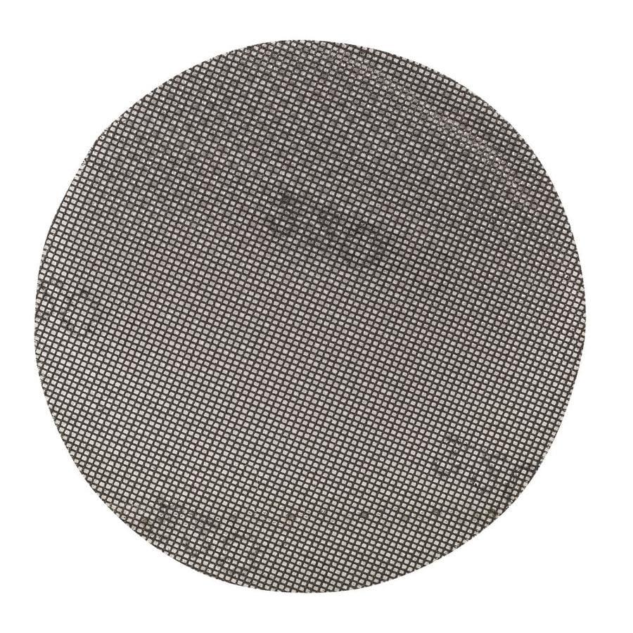 DEWALT 5-Pack 5-in W x 5-in L 80-Grit Industrial Mesh Random Orbit Disk Sandpaper