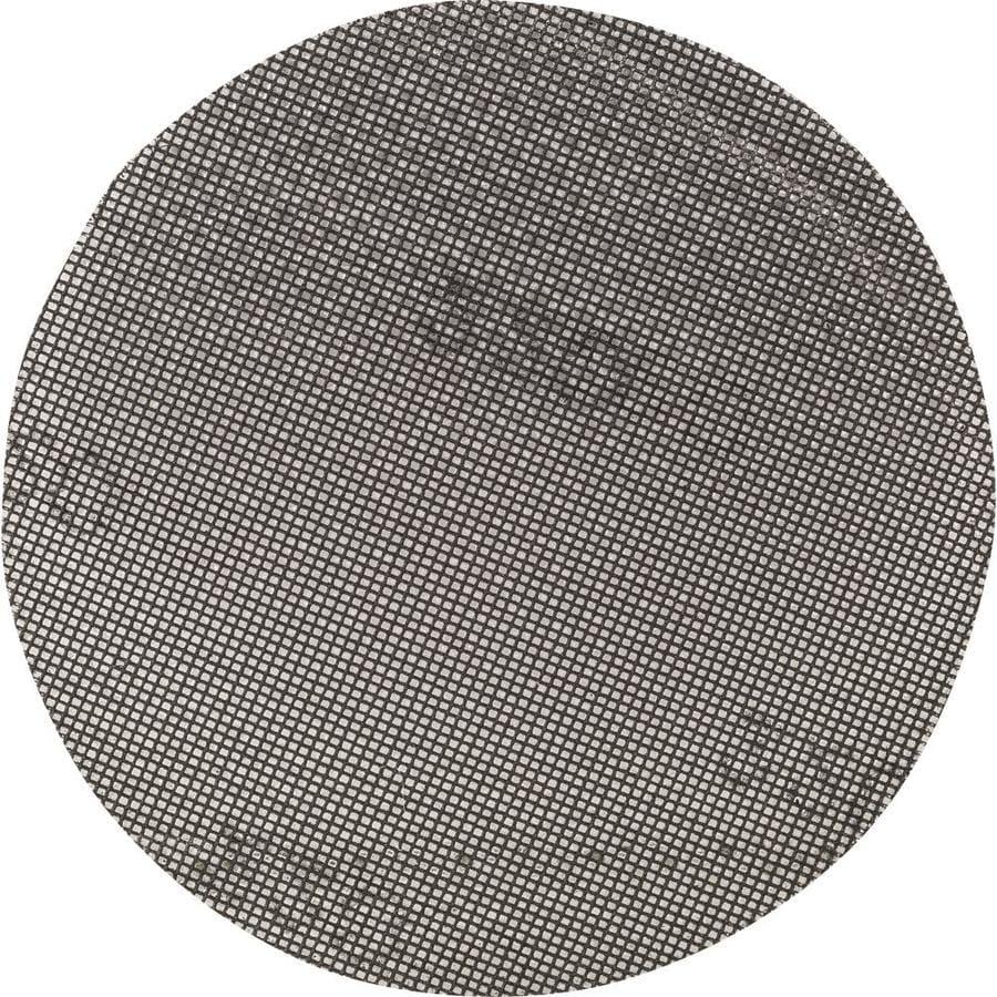 DEWALT 5-Pack 5-in W x 5-in L 120-Grit Industrial MESH 5-in 120 Grit Sandpaper