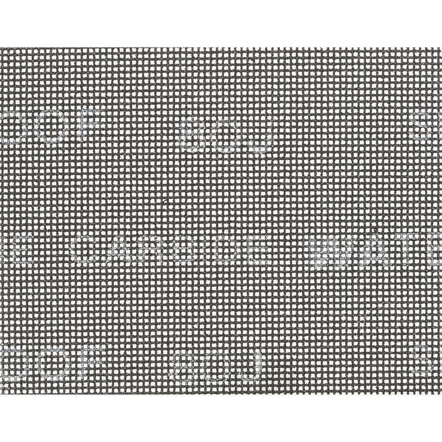 DEWALT 5-Pack 4.7-in W x 3.85-in L 80-Grit Industrial MESH 1/4 Sheet Sandpaper