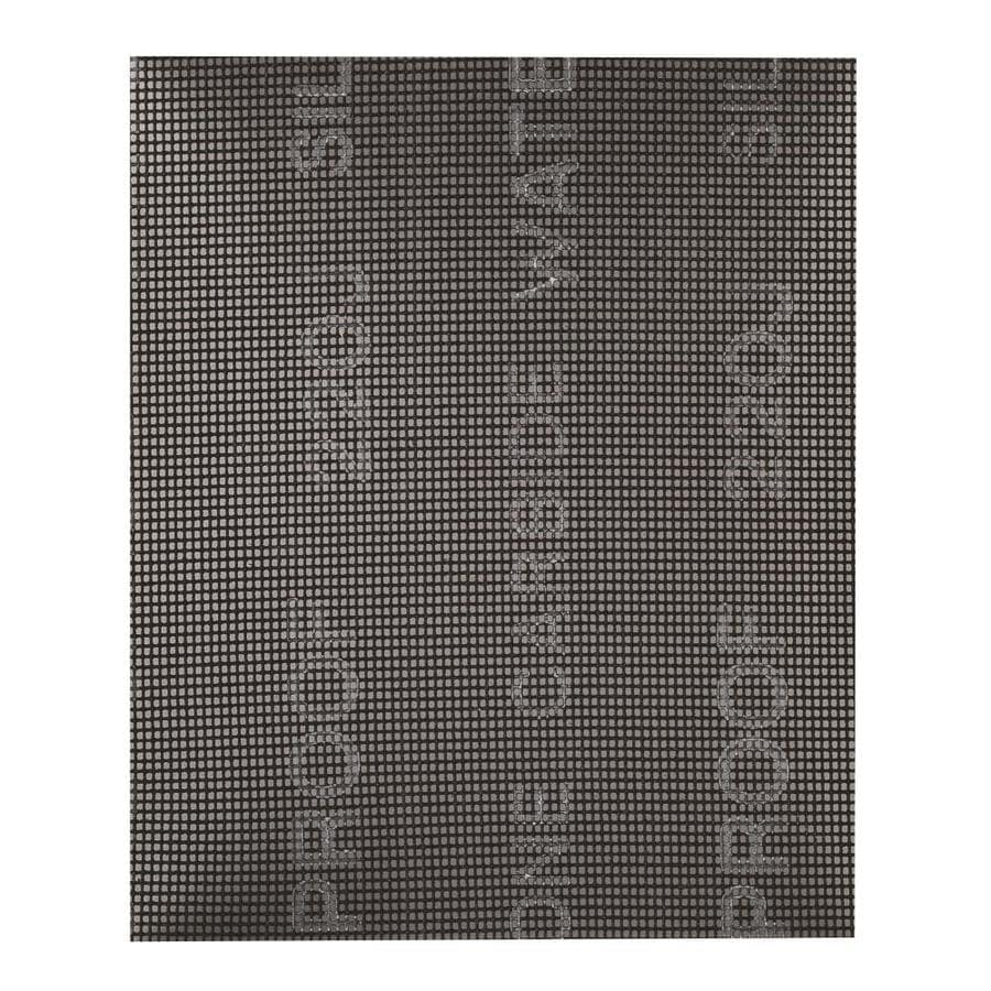 DEWALT 5-Pack 0.75-in W x 0.75-in L 120-Grit Industrial Mesh Sandpaper Sheets