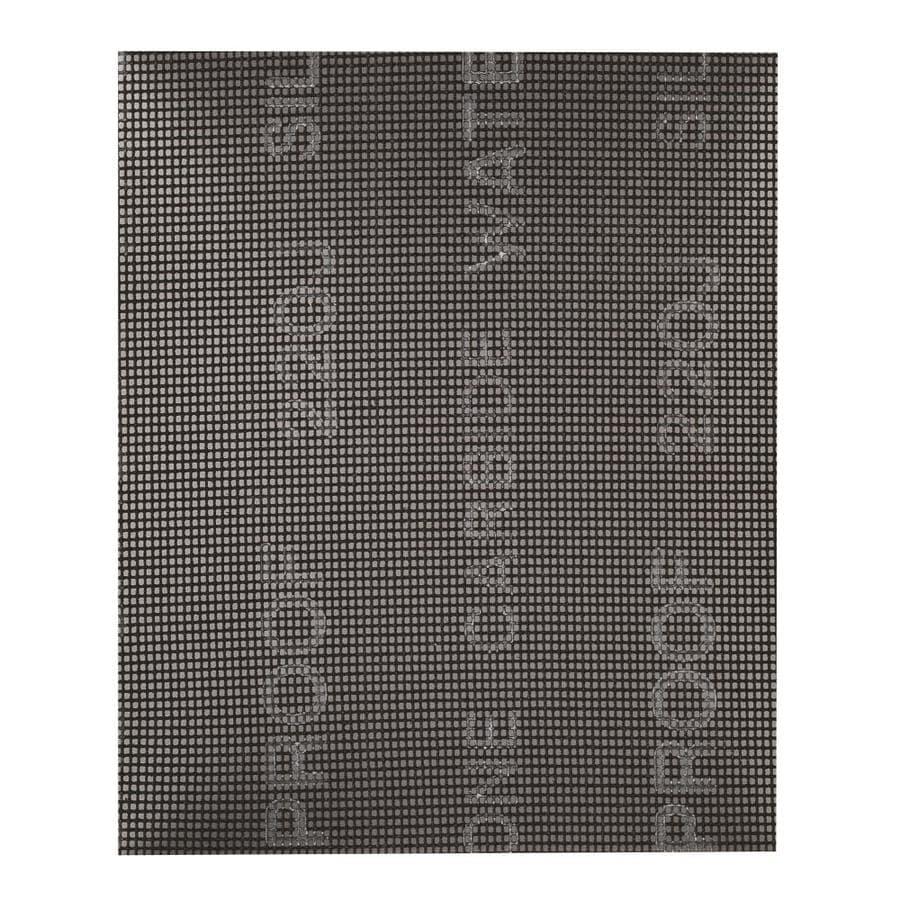 DEWALT 5-Pack 0.75-in W x 0.75-in L 120-Grit Industrial Mesh Sandpaper Sheets