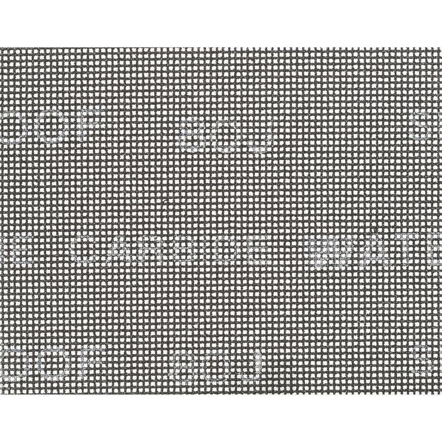 DEWALT 5-Pack 4.7-in W x 3.85-in L 220-Grit Industrial MESH 1/4 Sheet Sandpaper