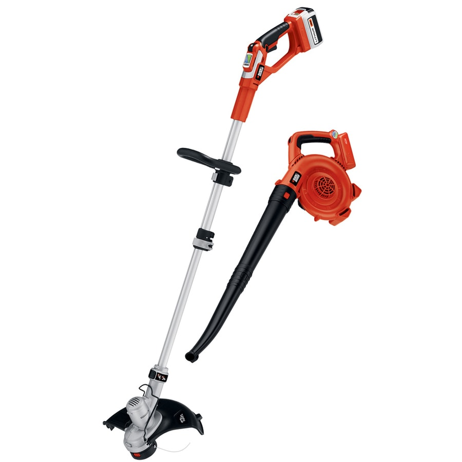 BLACK & DECKER 2-Piece Cordless Power Equipment Combo Kit