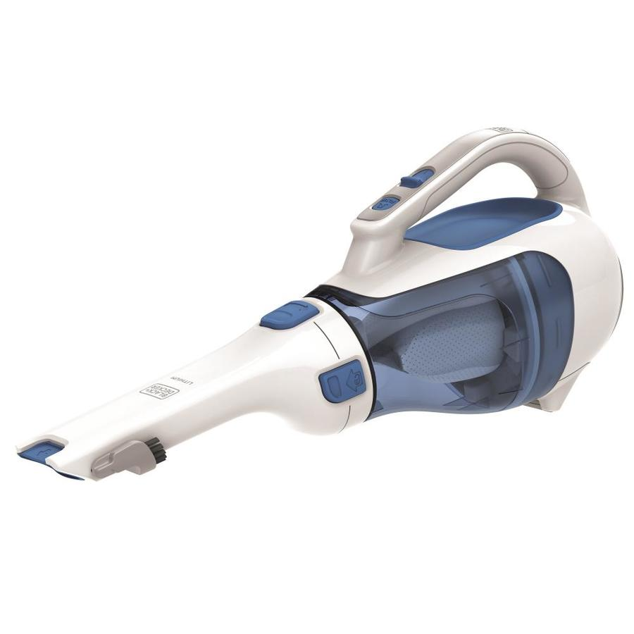 BLACK & DECKER 10.8-Volt Cordless Handheld Vacuum