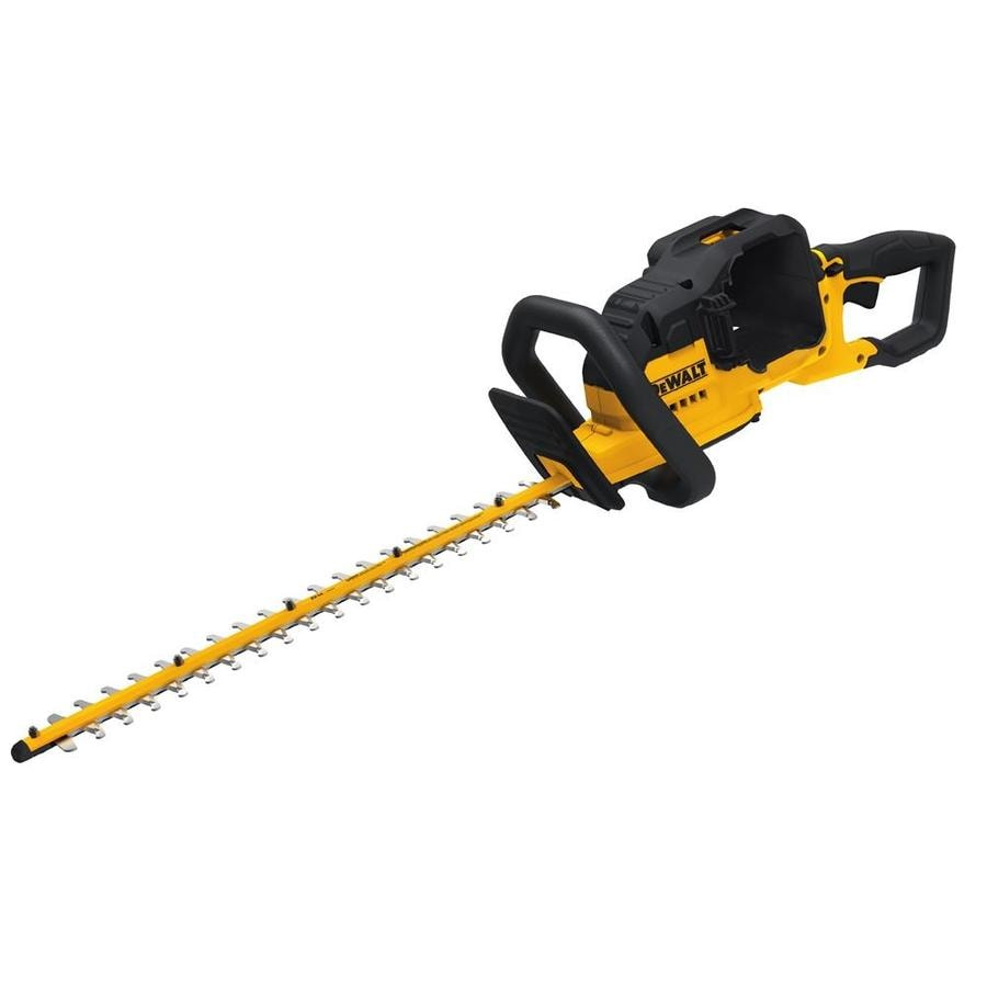 DEWALT 40-Volt Max 22-in Dual Cordless Hedge Trimmer (Battery Not Included)