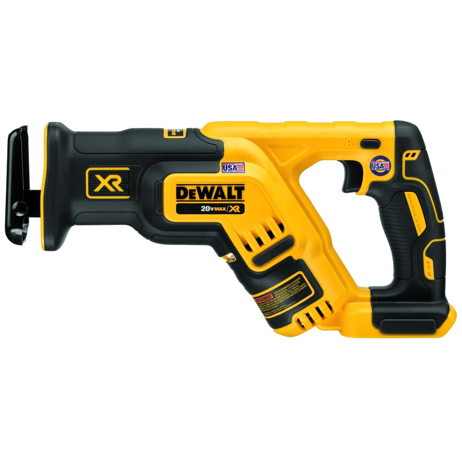 DEWALT 20-Volt Variable Speed Cordless Reciprocating Saw (Bare Tool)
