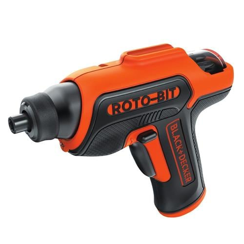 Write a Review about BLACK+DECKER ROTO-BIT 3/8-in 4-Volt Max