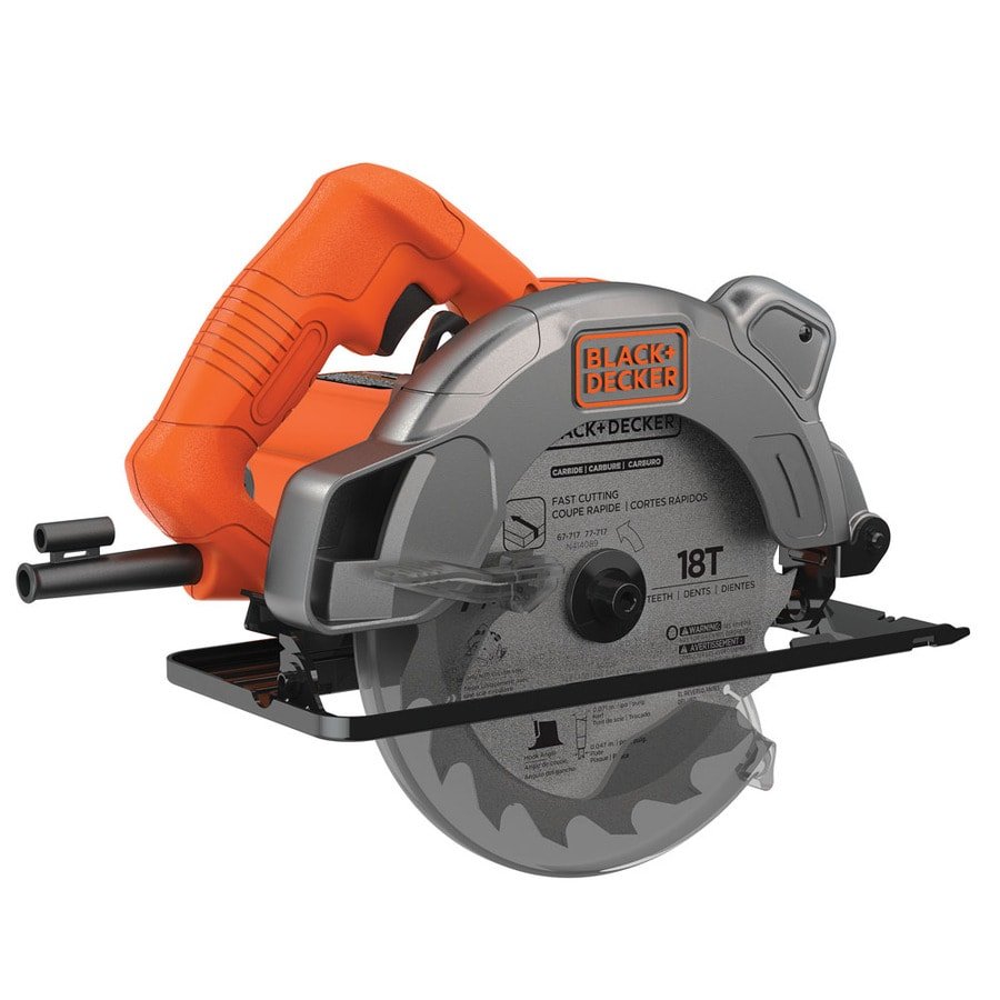 BLACK & DECKER 13-Amp 7-1/4-in Corded Circular Saw