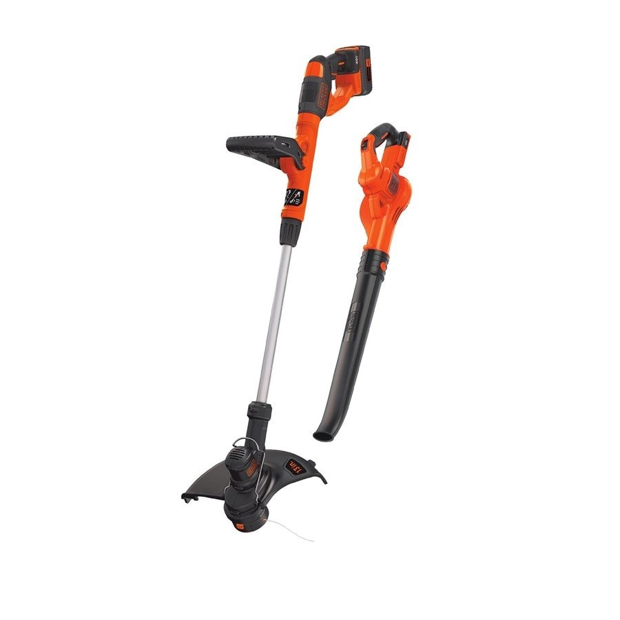 Black Decker 2 Piece 40 Volt Max Cordless Power Equipment