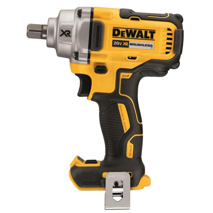 DEWALT XR 20-Volt Max 1/2-in Drive Cordless Impact Wrench