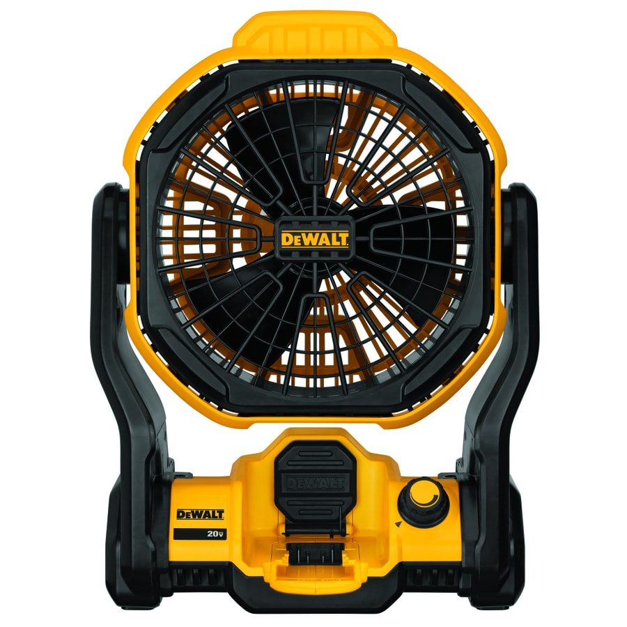 DEWALT 11 in. Corded/Cordless Jobsite Fan