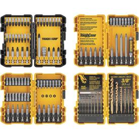 DEWALT 100-Piece Shank Screwdriver Bit Set