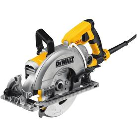 Black & Decker/Dewalt DWS535B Worm-Drive Circular Saw With Brake, 7-1/4-In.