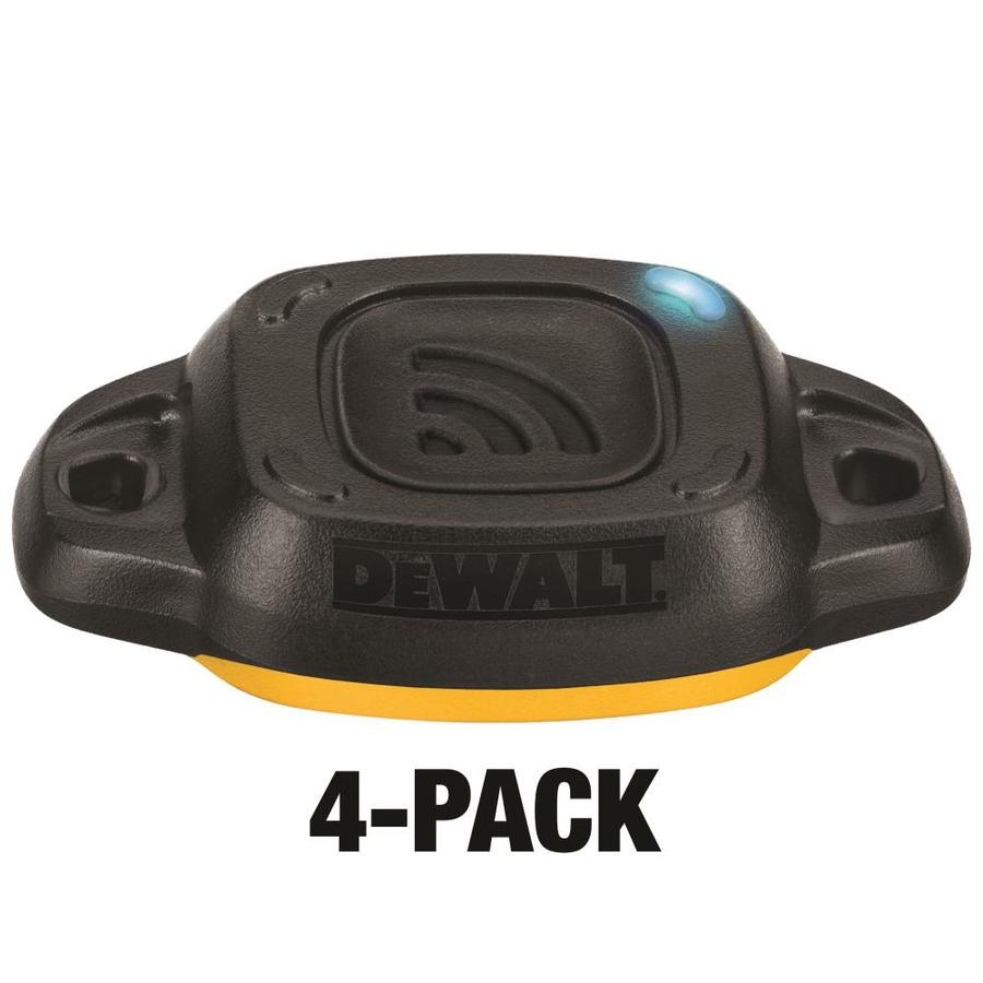DEWALT Tool Connect Tag 4 Pack at Lowes com