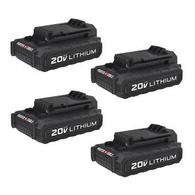 dado blade lowes. porter-cable 4-pack 20 max-volt lithium power tool battery dado blade lowes