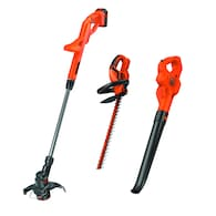 BLACK+DECKER 3-Piece 20V Max Cordless Power Equipment Combo Kit