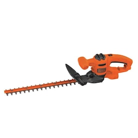 BLACK+DECKER 3.2 Amps 17-in Corded Electric Hedge Trimmer