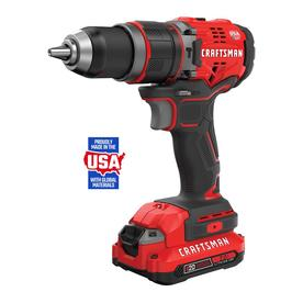 Craftsman V20 1 2 In 20 Volt Max Variable Sd Brushless Cordless Hammer