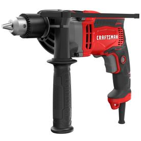 Craftsman 1 2 In Corded Hammer Drill