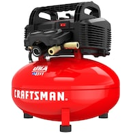 Deals on Craftsman 6 Gal Pancake Portable Air Compressor 150psi