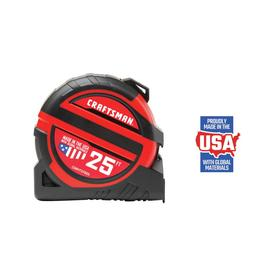 CRAFTSMAN PRO-13 25-ft Magnetic Tape Measure