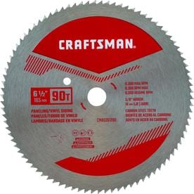 CRAFTSMAN Circular Saw Blades at Lowes com