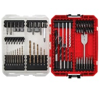 Deals on Craftsman 60-Piece Steel Hex Shank Screwdriver Bit Set