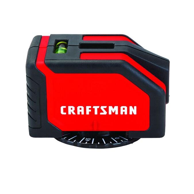 Craftsman 15 Ft Line Generator Line Laser Level In The Laser Levels Department At Lowes Com