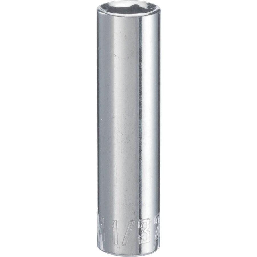 CRAFTSMAN Shallow Impact Socket 14mm 1//2-Inch Drive Metric CMMT15862